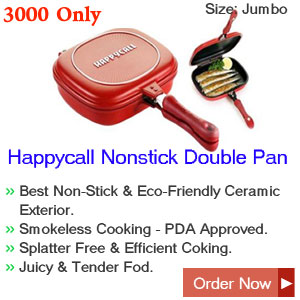 Happycall Nonstick Double Pan