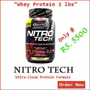 MT Nitro Tech Performance Series