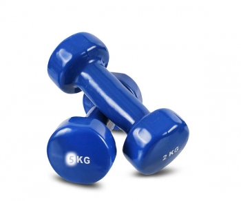 Color Dumbbells