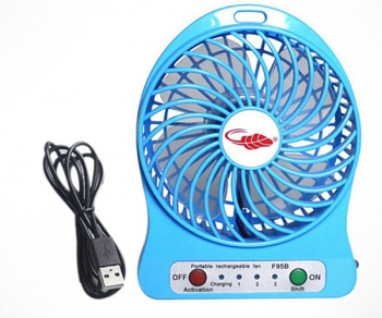 Mini Rechargeable Fan