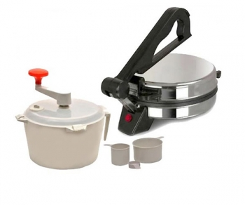Home Glory Roti Maker with Dough Maker