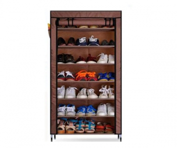 Shoe Rack and Wardrobe 7 Layer