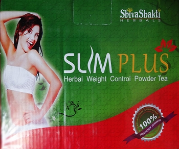Slim Plus Powder Tea